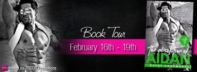 the abolution of aidan book tour